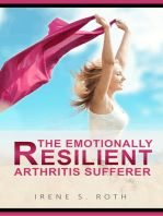 The Emotionally Resilient Arthritis Sufferer