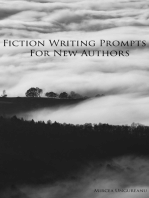 Fiction Writing Prompts for New Authors