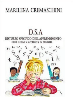 DSA - Disturbo Specifico dell'Apprendimento