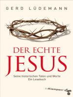 Der echte Jesus