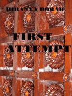 First Attempt