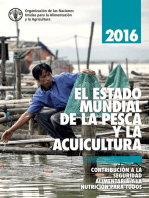 El estado mundial de la pesca y la acuicultura 2016 (SOFIA)