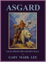 Asgard tales from the Golden Hall.