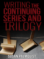 Writing the Continuing Series and Trilogy