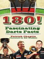 180! Fascinating Darts Facts
