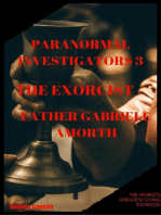 Paranormal Investigators 3 The Exorcist, Father Gabriele Amoth