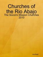 Churches of the Rio Abajo