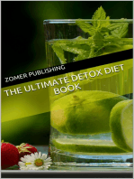 The Ultimate Detox Diet Book