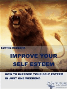 Improve Your Self-Esteem