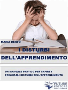I Disturbi dell'Apprendimento