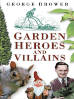 Garden Heroes and Villains