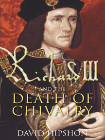Richard III Death of Chivalry