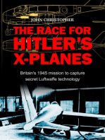 The Race for Hitler's X-Planes