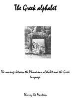 The Greek Alphabet.