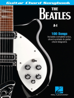 The Beatles Guitar Chord Songbook