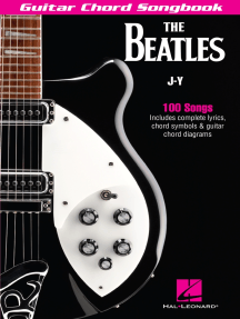 The Beatles Guitar Chord Songbook: J-Y