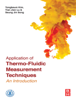 Application of Thermo-Fluidic Measurement Techniques