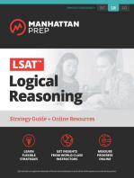 LSAT Logical Reasoning