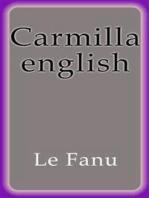 Carmilla english