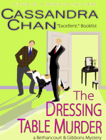 The Dressing Table Murder