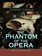 THE PHANTOM OF THE OPERA (Mystery & Horror Series)