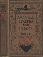 American Leaders and Heroes