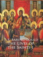 The Lives of the Saints I