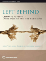 Left Behind: Chronic Poverty in Latin America and the Caribbean