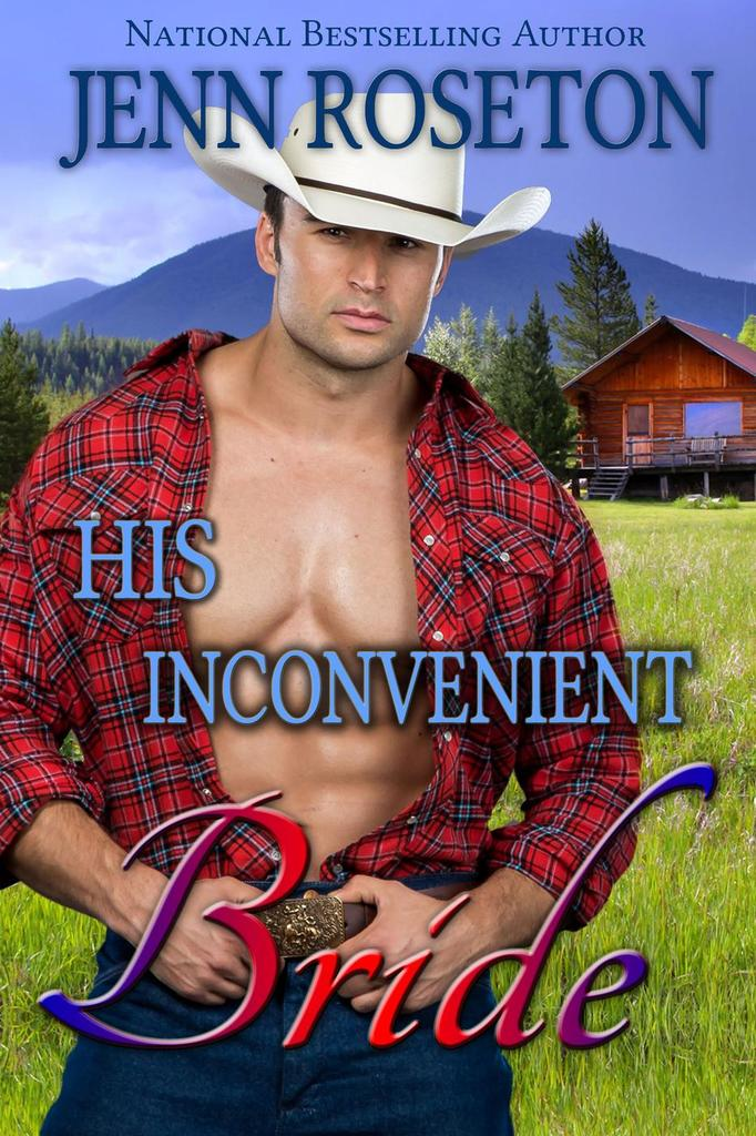 His Inconvenient Bride Bbw Western Romance Millionaire Cowboys 4