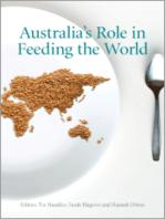 Australia's Role in Feeding the World