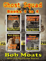 Ghost Squad - Books 1-4
