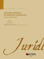 Sistema general de riesgos laborales 2 Edición: Ley 1562 de 2012: Reforma al Sistema General de Riesgos Laborales - Decreto 723 de 2013