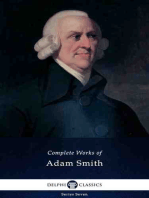 Delphi Complete Works of Adam Smith (Illustrated)