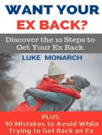 Want Your Ex Back? Discover the 10 Steps to Get Your Ex Back