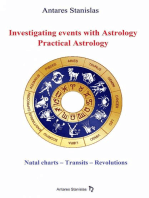 Investigating Events with Astrology