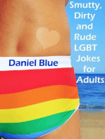 Smutty, Dirty and Rude Lgbt Jokes for Adults