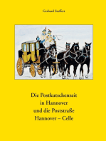 Die Postkutschenzeit in Hannover