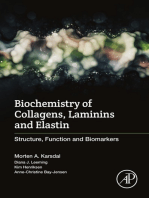 Biochemistry of Collagens, Laminins and Elastin