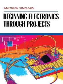 Beginning Electronics Through Projects