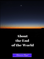 About The End Of The World