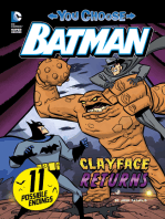 Clayface Returns
