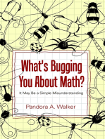 What's Bugging You About Math?