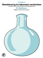 Glassblowing for Laboratory Technicians
