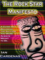 The Rock Star Manifesto