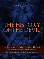 THE HISTORY OF THE DEVIL – Exploration of the Devil's Role in the History of Civilization