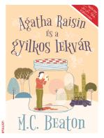 Agatha Raisin és a gyilkos lekvár