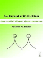 M. Proust e W.R. Bion