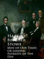 Men of Our Times or Leading Patriots of The Day
