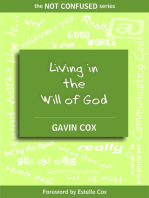 Living in the Will of God