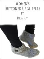Women's Buttoned Up Slipper